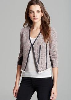Rebecca Taylor Jacket - Cutaway Tweed