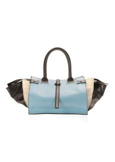 CoSTUME NATIONAL Parigi Colorblock Classic Duffel Bag, Multi