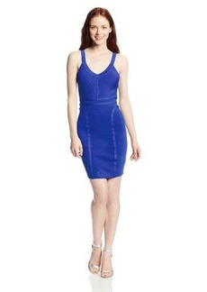 XOXO Juniors Ottoman Body Con Dress