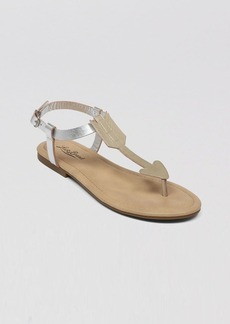 Lucky Brand Flat Thong Sandals - Arrow