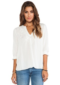 Soft Joie Lake Top in Ivory