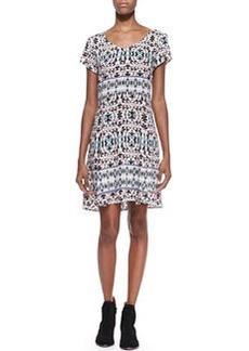 Velvet by Graham & Spencer Challis Marrakech Printed Dress