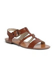 Calfskin Gladiator Sandal