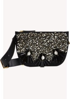 Marni Embellished Belt Bag