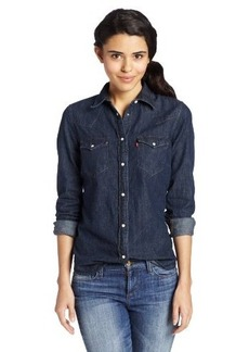 Levi's Juniors Tailored Western Shirt