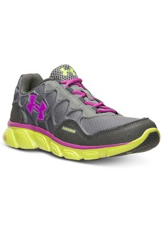 Under Armour Women's Spine Rebel Storm Running Sneakers from Finish Line