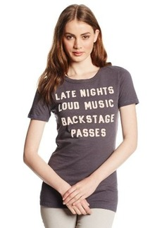 Lucky Brand Women's Late Nights Tee