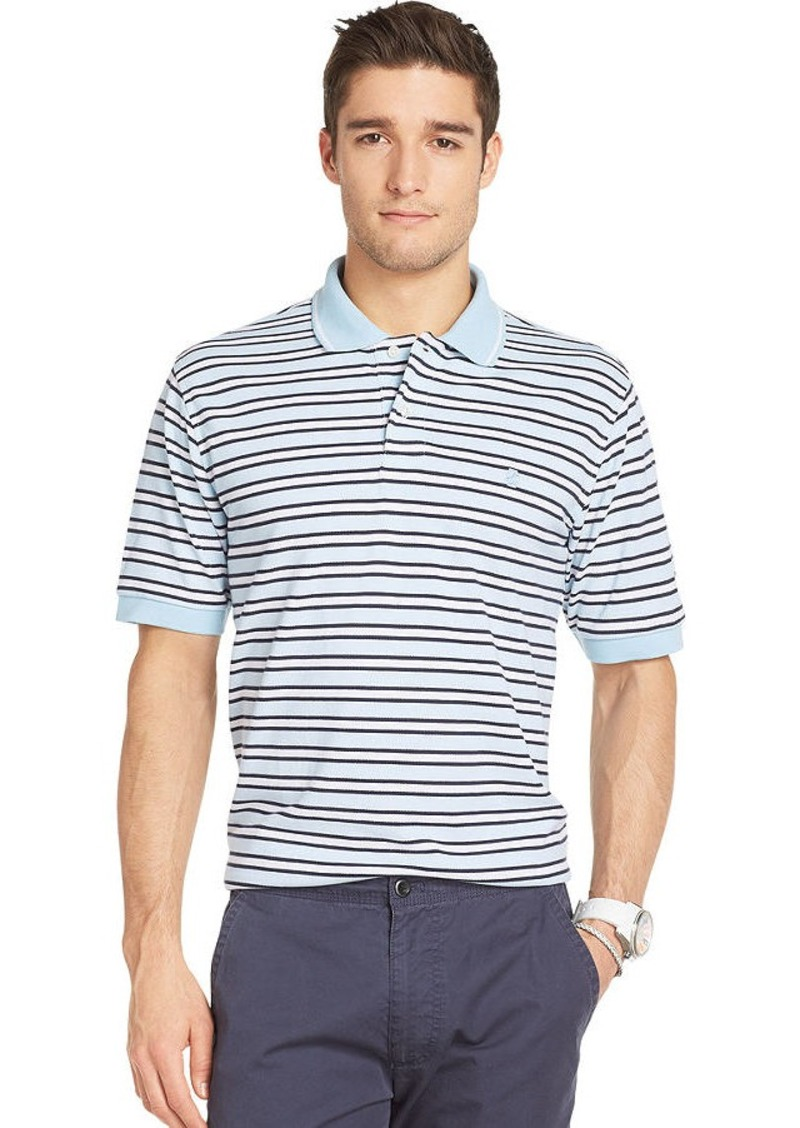 Izod Big And Tall Striped Polo Shop It To Me All Sales