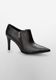 beana pointed toe bootie