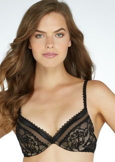 Calvin Klein + BLACK Evocative Push-Up Bra