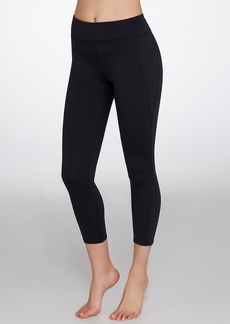 Calvin Klein + Performance Compression High-Waist Capri Leggings