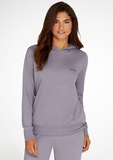 Calvin Klein + Evolve Pullover Knit Lounge Hoodie