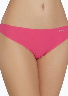 Calvin Klein + Invisibles Thong