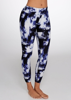 Calvin Klein + Performance Cloudy Vista Print Leggings