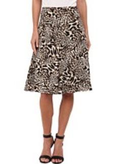 Calvin Klein A-Line Skirt w/ Pleat