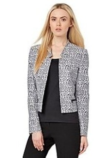 Calvin Klein Animal Print Jacket