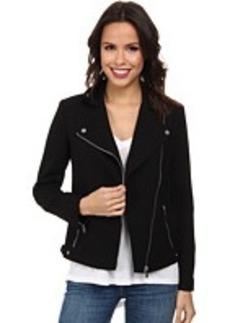 Calvin Klein Asymmetrical Zip Jacket