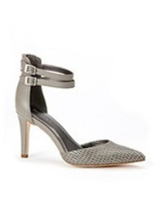 "Calvin Klein ""Bayana"" Dress Heels with Ankle Straps"