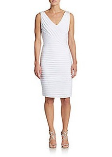 Calvin Klein Beaded Body-Con Dress