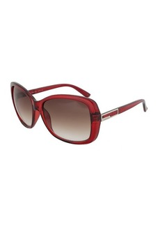 Calvin Klein Berry Oversized Square R678S 600 Size 57-17-135