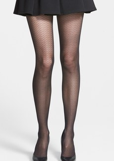Calvin Klein 'Block' Sheer Control Top Pantyhose