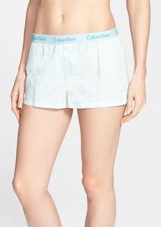 Calvin Klein 'Cabachon Floral' Boxer Shorts