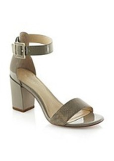 "Calvin Klein ""Caliana"" Heeled Dress Sandals"