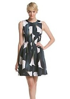 Calvin Klein Calla Lily Ponte Dress