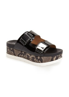 Calvin Klein 'Casely' Platform Sandal (Women)