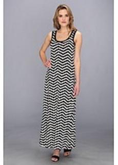 Calvin Klein Chevron Print Tank Dress CD4AWHAJ