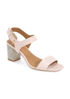 Calvin Klein 'Cimi' Block Heel Sandal (Women)