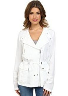 Calvin Klein Cinched Waist Jacket