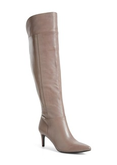 Calvin Klein 'Clancey' Over the Knee Boot (Women)