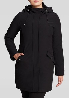 Calvin Klein Coat - A-line Soft Shell