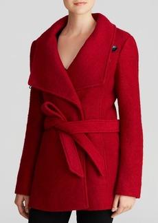 Calvin Klein Coat - Bouclé
