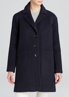 Calvin Klein Coat - Double Weave Boyfriend