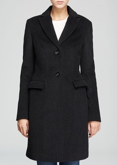 Calvin Klein Reefer Coat