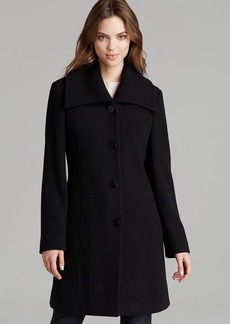 Calvin Klein Coat - Sweater Knit Swing