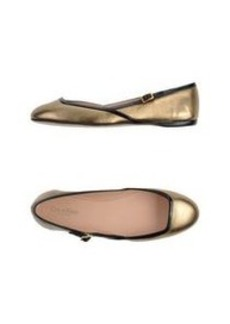 CALVIN KLEIN COLLECTION - Ballet flats