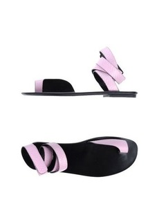 CALVIN KLEIN COLLECTION - Flip flops & clog sandals