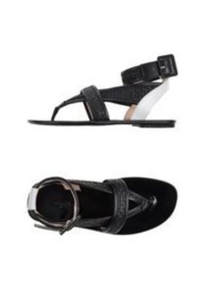 CALVIN KLEIN COLLECTION - Thong sandal