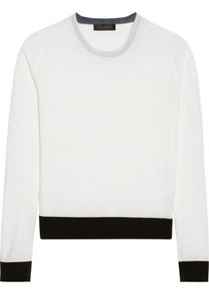 Calvin Klein Collection Loria wool-blend sweater