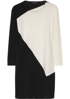 Calvin Klein Collection Lyria silk and cotton-blend dress
