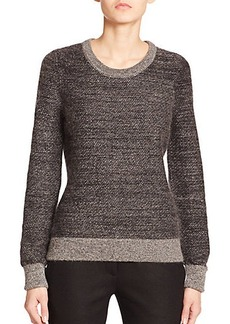 Calvin Klein Collection Tasoula Contrast Sweater