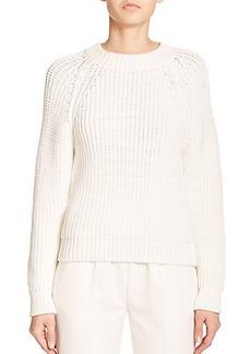 Calvin Klein Collection Tornado Ribbed Sweater