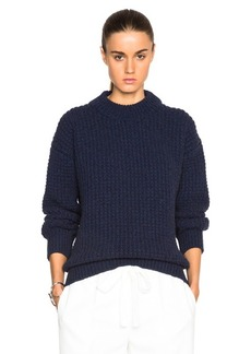 Calvin Klein Collection Tripsy Waffle Stitch Sweater