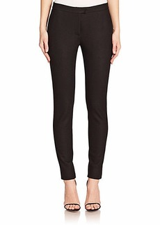 Calvin Klein Collection Tyrese Felted Wool Jersey Pants