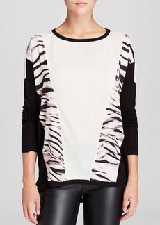 Calvin Klein Color Block Pullover