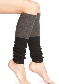 Calvin Klein Colorblock Knit Leg Warmers