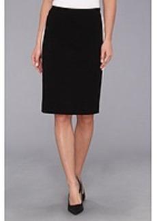 Calvin Klein Colorblocked Panel Skirt